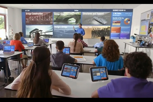 Elementary Classrooms Of The Future ~ Fyouth will cellular devices be the future of learning