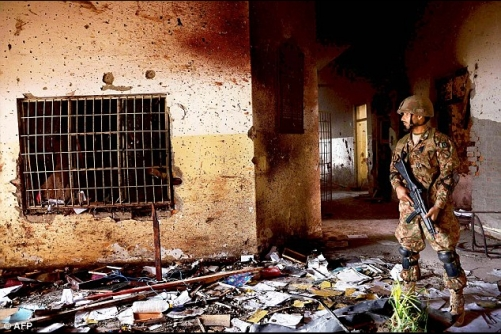 Terrorists Attack Education for Children
