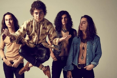 Greta Van Fleet: An Old Familiar Sound