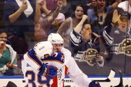 Norfolk Admirals All Time Best in AHL